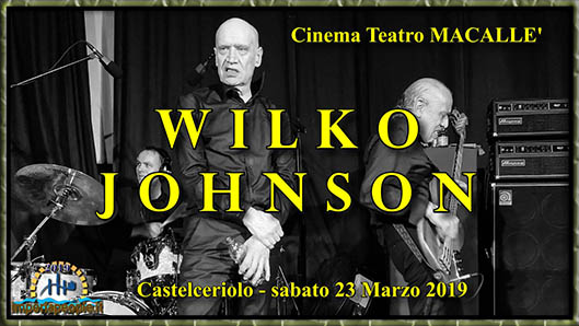 Wilko Johnson 2019
